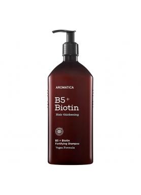 AROMATICA - B5+ Biotin Fortifying Shampoo 400ml