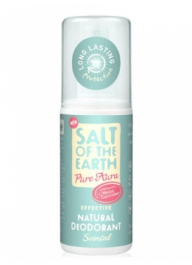 Salt of the Earth - Deo sprej Pure Aura cucumber watermelon 100ml