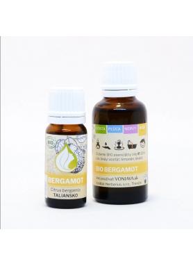 VONIAVA - Bio Bergamot éterický olej 10ml
