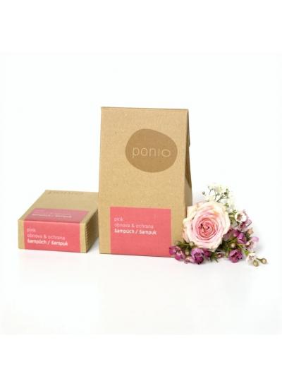 PONIO - Pink obnova & ochrana šampúch 60g
