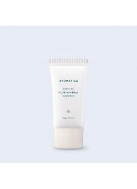 AROMATICA - Aloe Mineral Sunscreen SPF50+/PA++++ 50ml