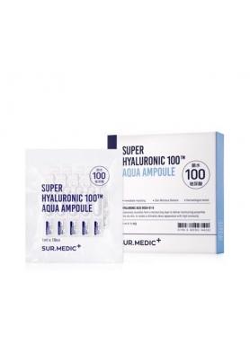 NEOGEN - Surmedic Super Hyaluronic 100TM Aqua Ampoule 1ml x 10pcs