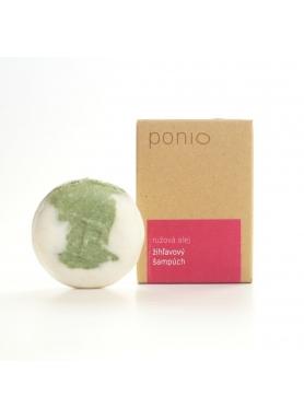PONIO - Ružová alej žihľavový šampúch 30g
