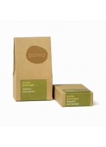 PONIO - Tea tree & lemongrass - šampúch proti lupinám 60g