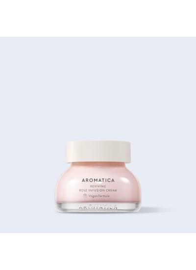 AROMATICA - Reviving Rose Infusion Cream 50ml