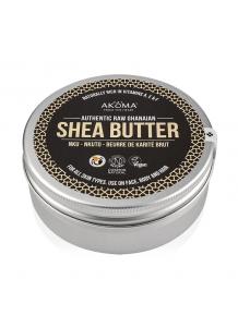 AKOMA - Raw Shea butter in a jar 250ml