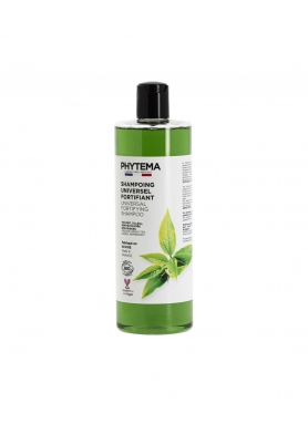 PhytemaBio Positiv'hair Organic shampoo for normal hair FORTIFYING 500ml