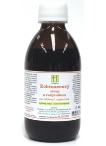 HERBÁRIUS - Syrrup with echinacea and sea buckthorn 250g