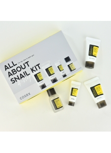 COSRX - All About Snail Trial Kit