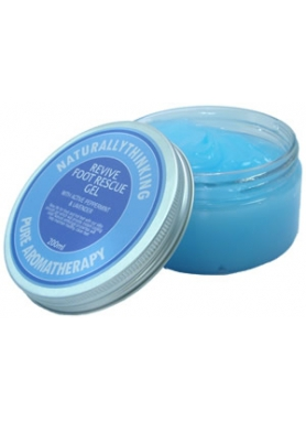 Foot Rescue Gel. 200ml.