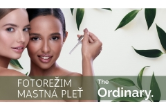 Foto režim The Ordinary - mastná pleť