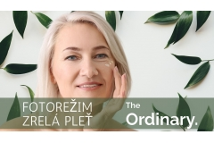 Foto režim The Ordinary - zrelá pleť